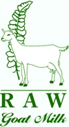 certified organic goat dairy producing both raw milk and cheese